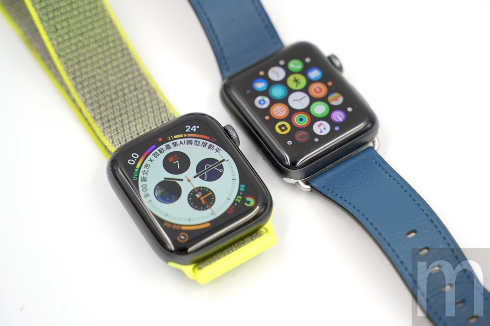 DSC08312 開箱/錶面更大、使用更流暢的Apple Watch series 4大哉問