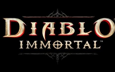 Diablo Immortal Logo 與網易合作、首度登上手機平台 《暗黑破壞神 永生不朽》將推出Android、iOS版