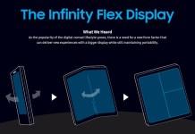sdc2018 mobile display innovation main 1 三星宣布推出可凹折螢幕Infinity Flex 明年用於市售手機產品