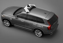 194845 Volvo Cars and Uber join forces to develop autonomous driving cars.0 2 Uber將在未來幾週內重啟自駕車道路測試 但將更加「保守」