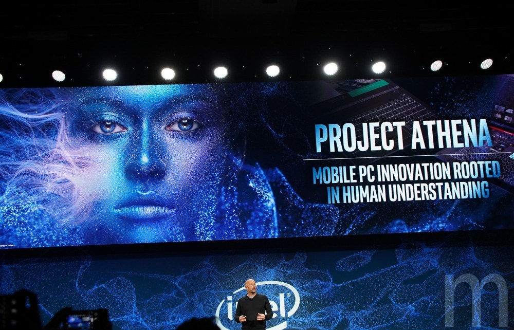 DSC00250 Intel提出代號Project Athena設計概念 創造筆電全新應用模式