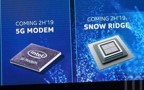 DSC00285 挑戰Arm布局市場 Intel將打造10nm、代號Snow Ridge的5G網路系統晶片