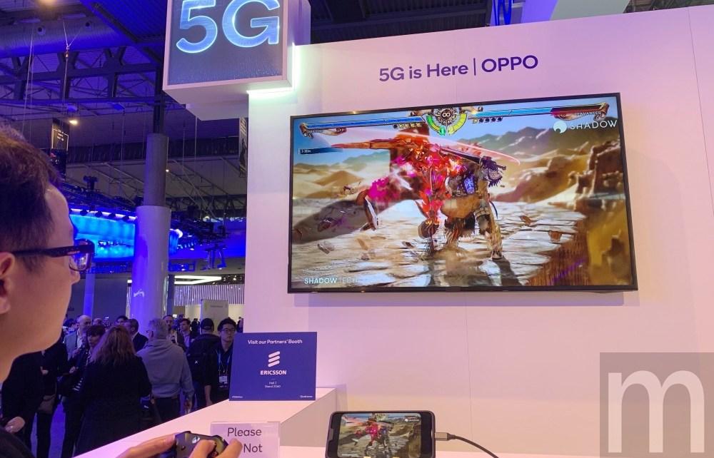 IMG 4227 動眼看/包含OPPO在內廠商,藉Qualcomm新處理器打造的5G連網手機