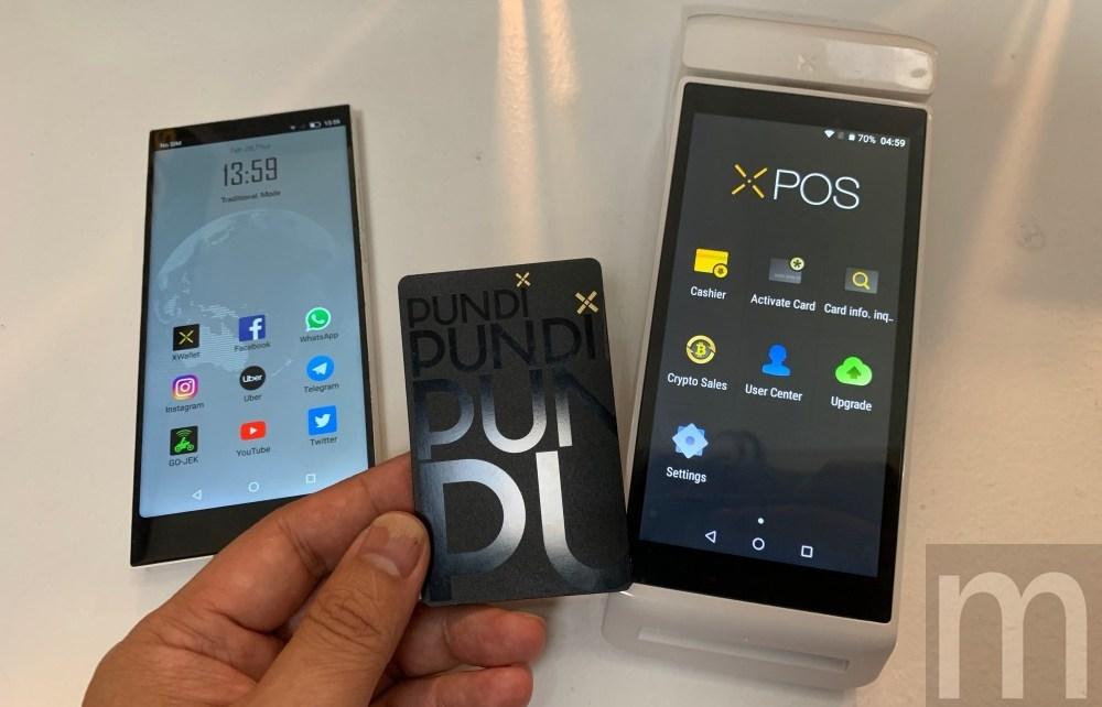 IMG 4262 發行代幣、建立去中心化交易平台的Pundi X,終於推出自有區塊鏈手機