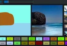 螢幕快照 2019 03 18 下午4.04.33 NVIDIA宣布打造全新GauGAN研究工具,透過簡單線條繪製即可建立擬真影像