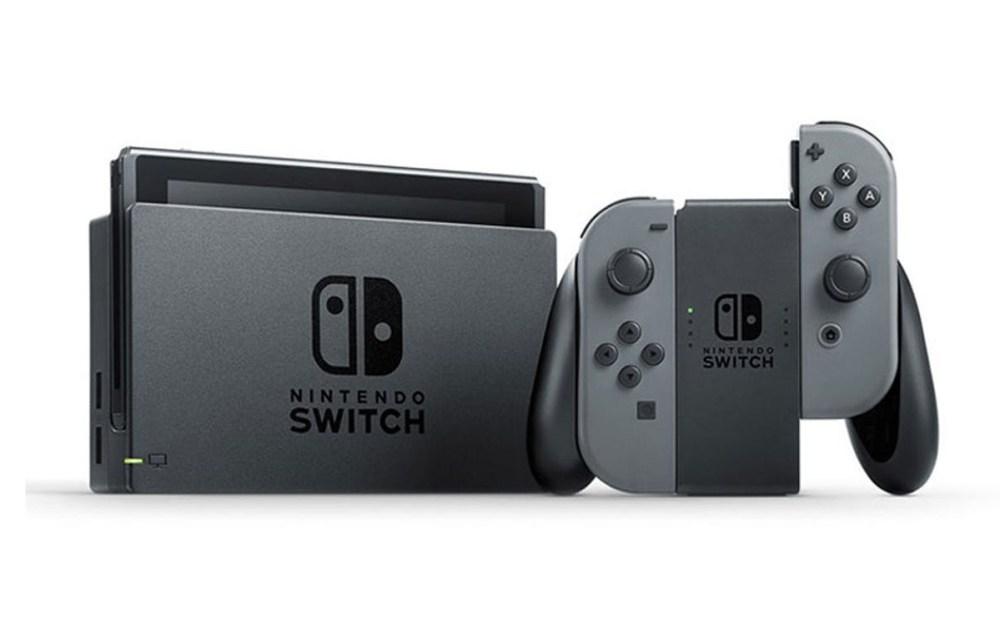 Nintendo switch new main 1 消息指稱任天堂入門款Nintendo Switch將於6月亮相,不會有強化版