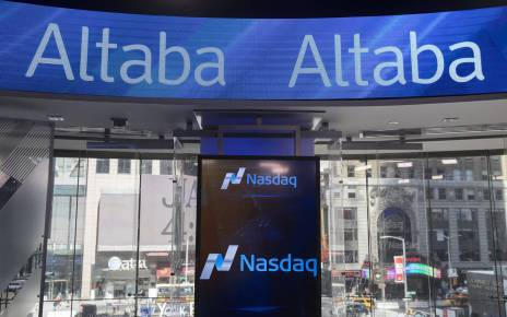 ON CL109 Altaba B1280 20180226183105 轉型為投資公司的Altaba將出售阿里巴巴持股,並且計畫全面清算與解散