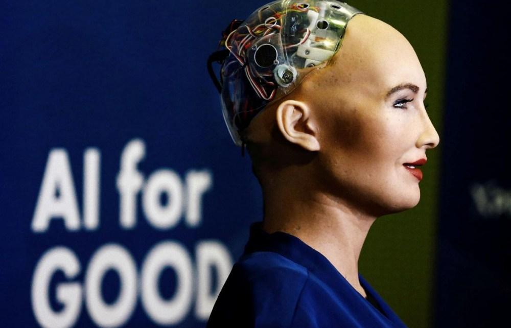 Sophia AI Robot 歐盟、美國消費技術協會分別針對人工智慧技術應用提出道德準則