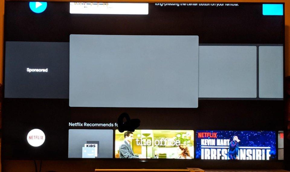 XKem7N39YDIzTUp6IeMrG3sRNbpP61Zw1AzRJ7S 8 c Google證實開始在Android TV測試全新廣告欄位