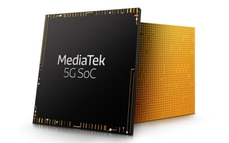 5G SoC down 聯發科準備將5G連網晶片整合進處理器內,明年初用於親民價位手機