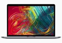 apple macbookpro 8 core display 05212019 新款15.6吋MacBook Pro換上Intel第9代Core i9處理器、改善蝶式鍵盤問題