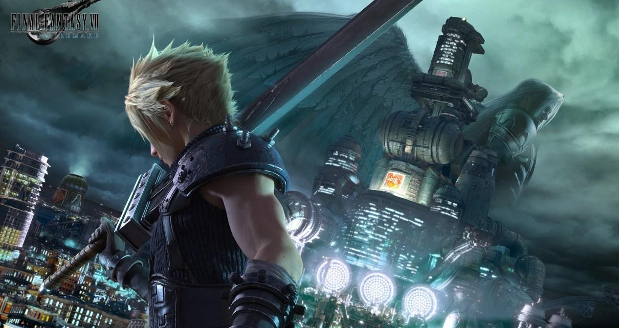 3532489 final fantasy 7 remake 製作人也尚未確認《Final Fantasy VII重製版》將拆分成幾部曲完整收錄