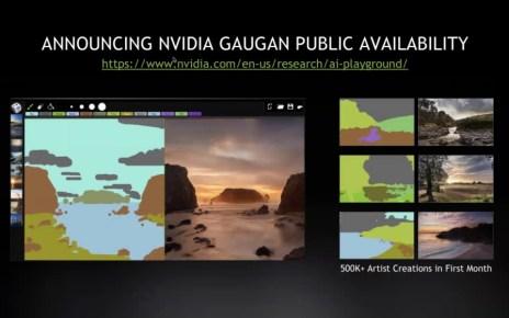 螢幕快照 2019 07 29 上午10.23.07 NVIDIA對外開放GauGAN工具資源,讓複雜背景影像創作變得更加簡單