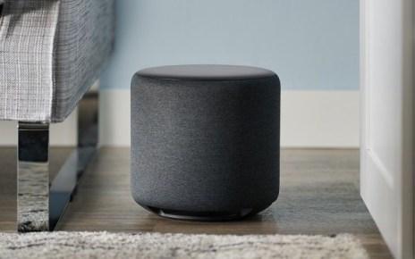 亞馬遜傳打造音質更好的Echo智慧喇叭,可能投入家用機器人研發