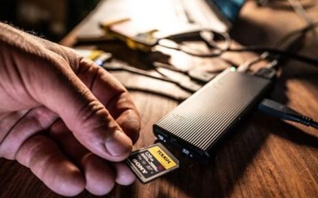 wf sct02 img 02 Sony揭曉價格相對親民的Tough SF M系列強固記憶卡、支援100W PD供電的USB C Hub