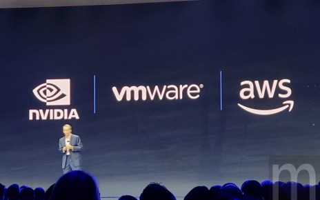 20190826 094737 與NVIDIA合作,預期加快VMware Cloud on AWS應用成長