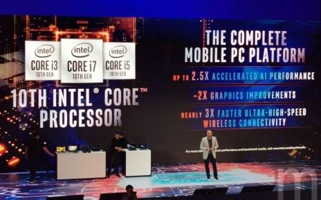 IMG 20190528 141954 Intel代號Ice Lake的第10代Core i系列處理器出貨,啟用全新編號命名方式