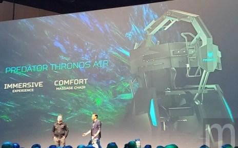 20190904 111706 讓玩家更享受遊戲,宏碁將Predator電競座艙加上按摩放鬆功能