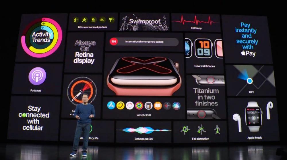 蘋果發表會彙整:iPhone 11等新品、Axple TV+價錢全都露