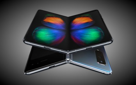 samsung galaxy fold hero 傳三星計畫推出凹折後呈現方形外觀的手機,攜手設計師打造時尚外型
