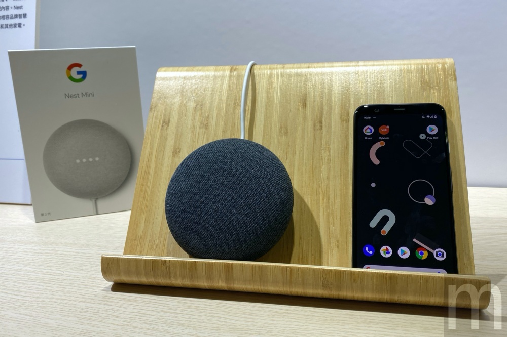 IMG 0178 未來會有更多NEST產品進駐台灣,Google Assistant還能以Duo功能通話