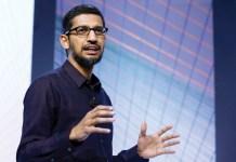 Sundar Pichai Google 共同創辦人同時退位,Sundar Pichai終於同時職掌Google與Alphabet