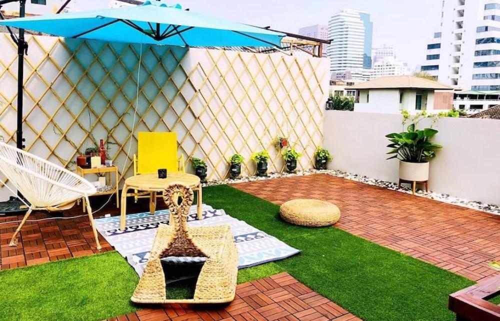 泰國曼谷 空中花園精品別墅 2 Airbnb公布亞太地區新年旅遊趨勢,藉由家庭旅遊團圓比例越來越高