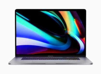 Apple 16 inch MacBook Pro 111319 蘋果計畫透過「Pro Mode」超頻模式讓MacBook Pro發揮更高運算效能