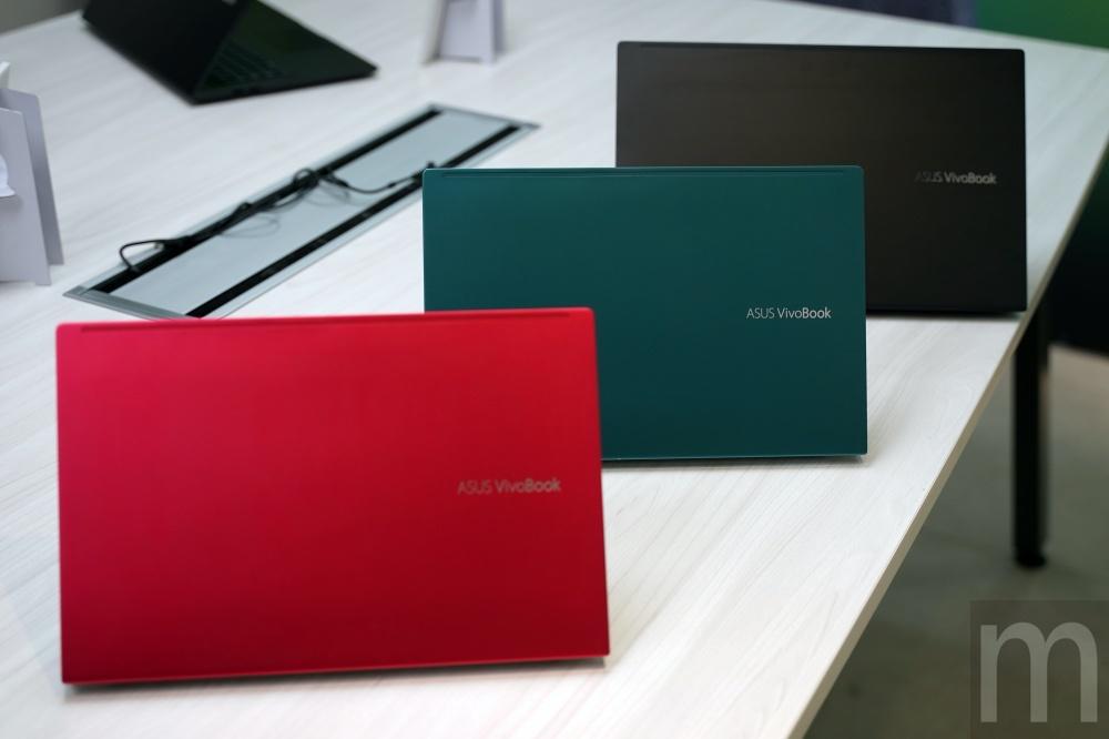 DSC07390 動眼看/2020年款VivoBook系列,同樣以撞色、表達自我風格打造