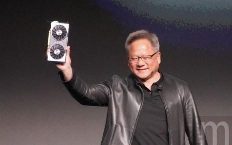DSC09944 NVIDIA計畫今年推出Ampère顯示架構產品,同時由台積電、三星以7nm EUV技術代工