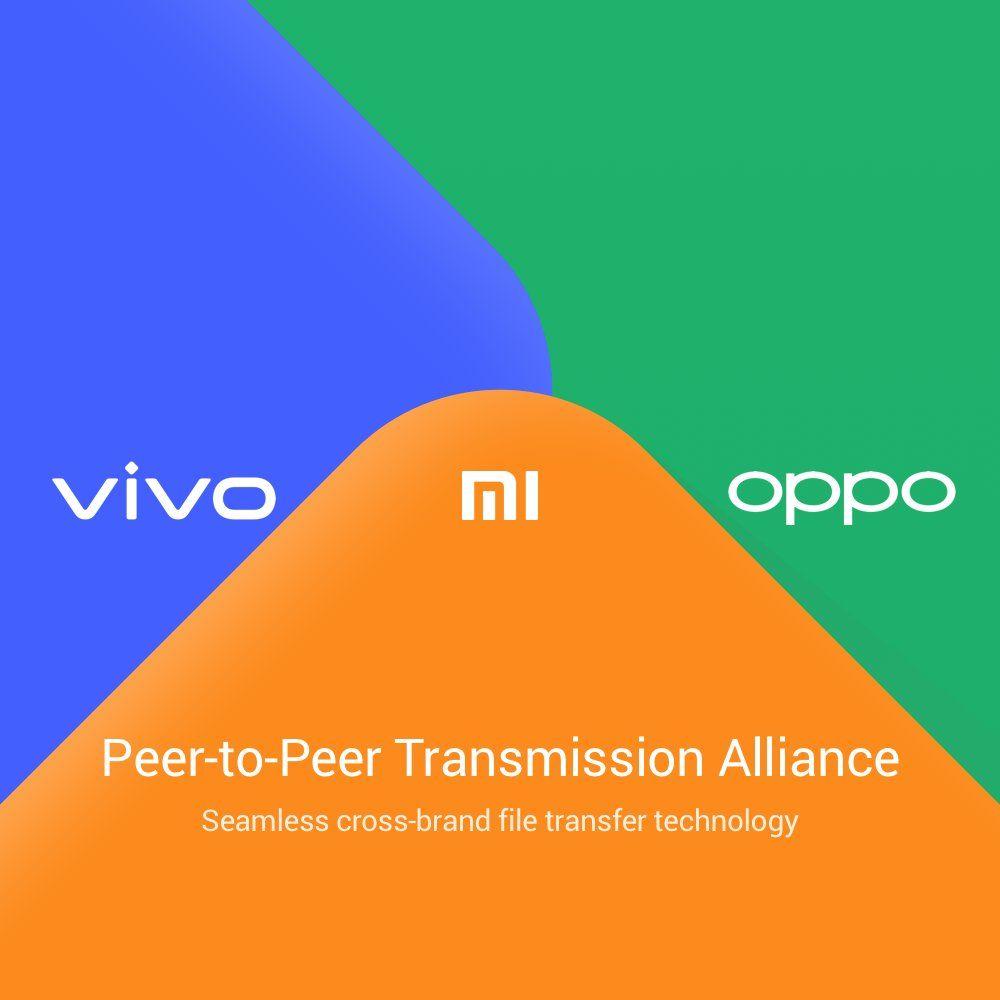 c69b4d5ff9d89ed OPPO、小米與vivo合組互傳聯盟將在全球市場推廣,讓Android手機檔案互傳更直覺