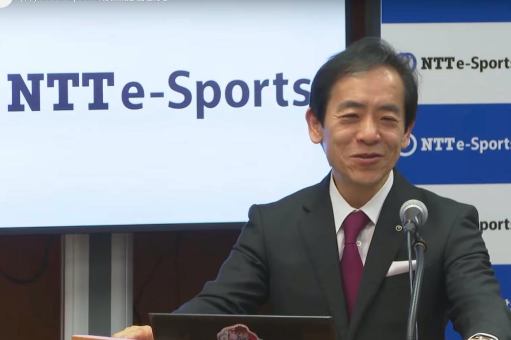 mashdigi capture 2020 01 21 下午3.02.03 推動日本境內電競市場成長,NTT宣布成立全新子公司「NTTe Sports」