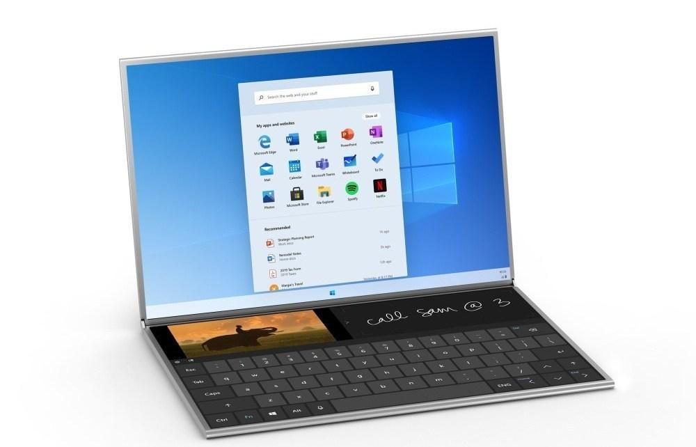 SurfaceNeo 4 2 微軟確認應用服務在Windows 10X作業系統環境會以容器形式執行運作