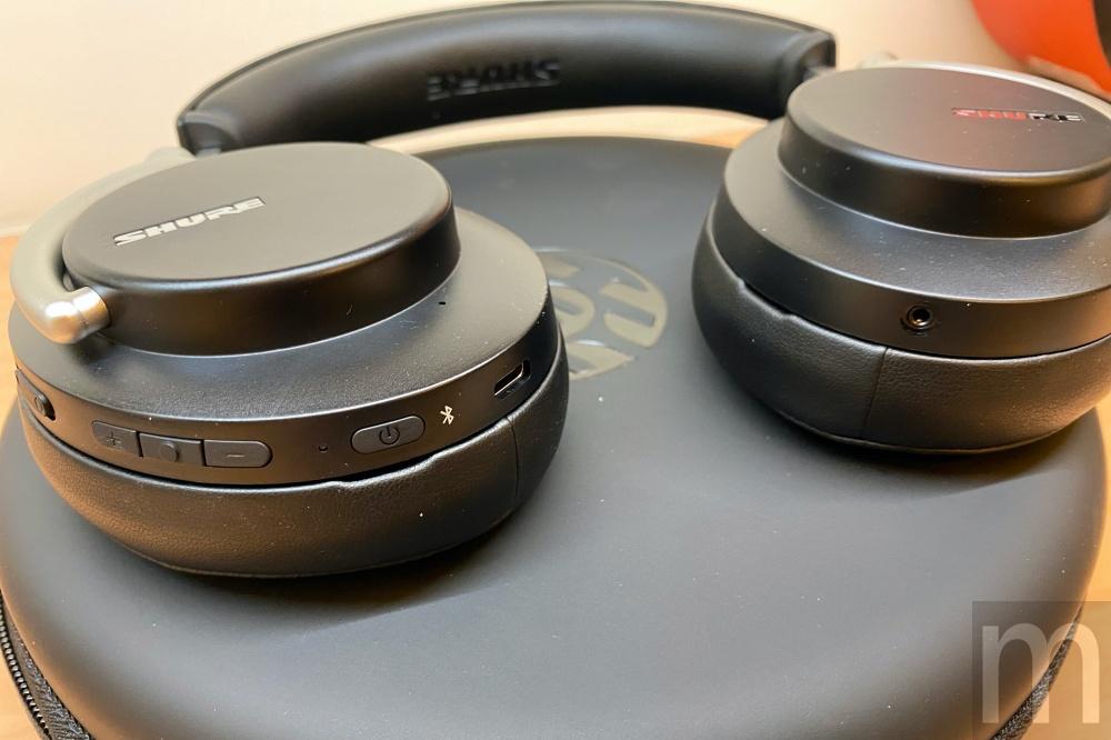 IMG 3125 動耳聽/Shure主動降噪藍牙耳機Aonic 50,對應長時間配戴使用需求