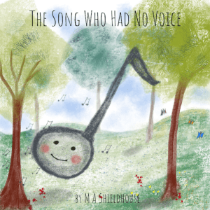 Song Who Had no Voice - Sunshine Coast Children's Book Author
