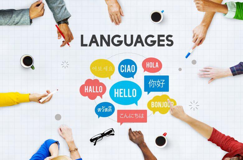 多言語コース
