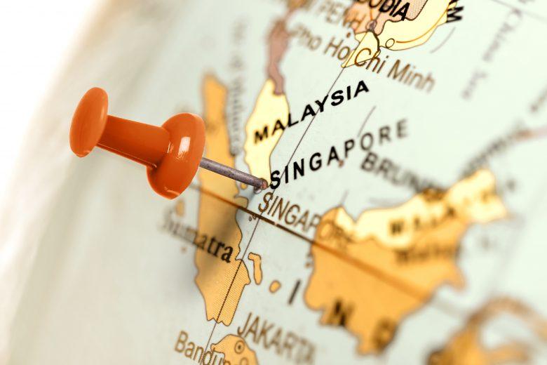 生徒さんのシンガポール旅行記