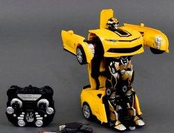 Уникальная индукционная машинка робот-трансформер
