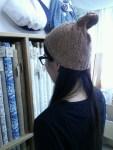 帽子編み体験:ストール織り体験