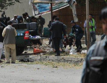 افغانستان میں دھاکا