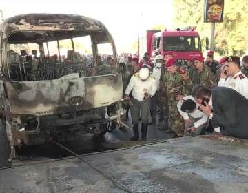 دمشق میں دھماکے