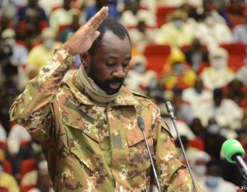 سوڈان کی رکنیت معطل