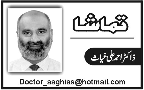Ahmad Ali Ghayas