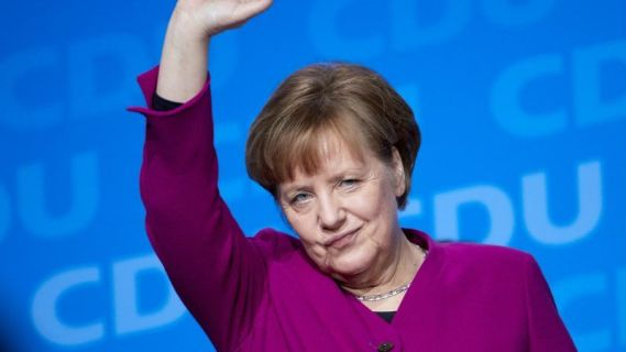 Angela Merkel's term ends, the first prime minister to step down voluntarily