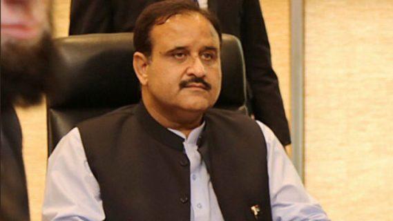 Chief Minister Punjab Sardar Usman Buzdar 1280x720 1