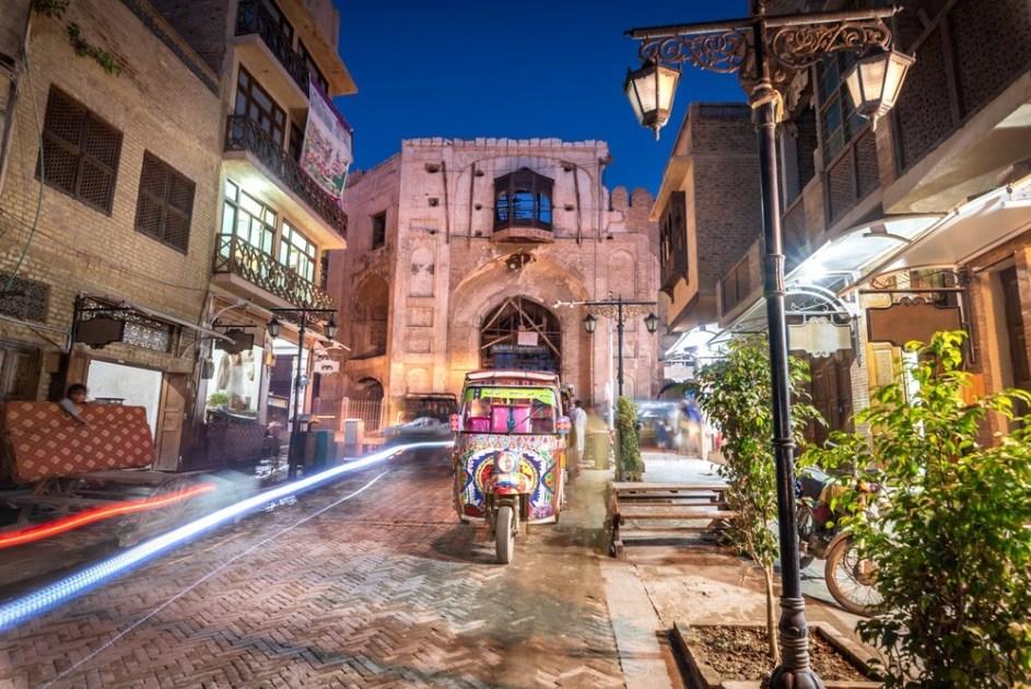 Heritage Trail Peshawar