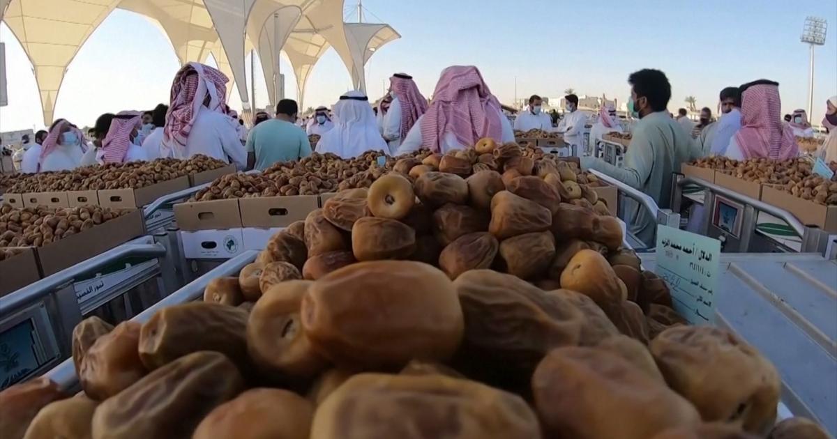 Palm Festival in Saudi Arabia
