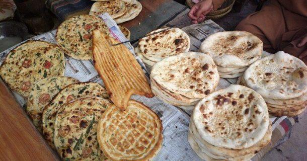Peshawar nanbais strike