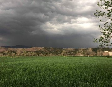 بادلوں کا راج