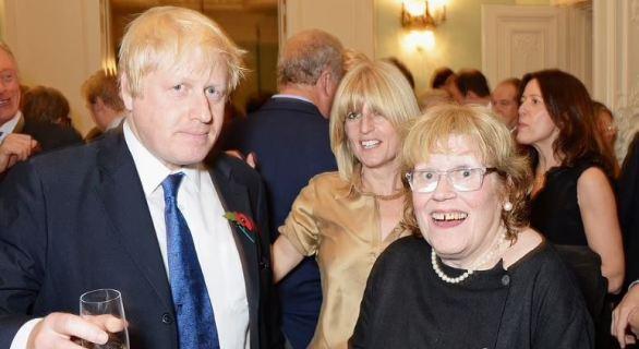 برطانوی وزیراعظم کی والدہ انتقال